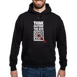 Geek Hoodie (dark)