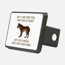 I Ate Your Baby Hitch Cover