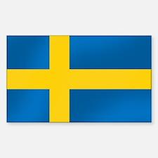 Flag of Sweden Decal