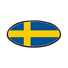 Flag of Sweden Patches