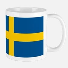 Flag Of Sweden Mug Mugs