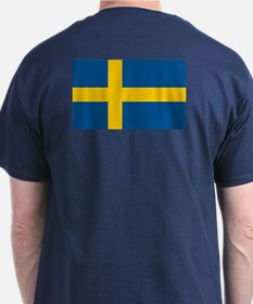 Flag of Sweden T-Shirt