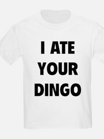 I Ate Your Dingo T-Shirt