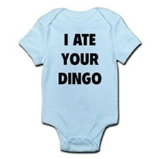 I Ate Your Dingo Onesie
