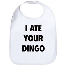 I Ate Your Dingo Bib