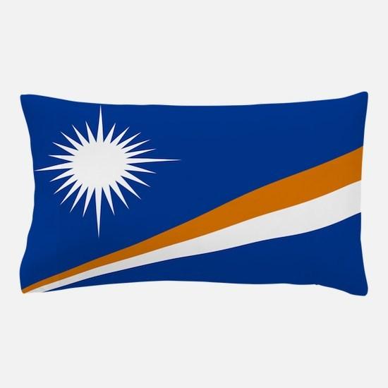 Marshall Islands Flag Pillow Case