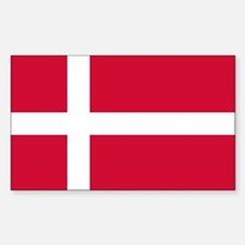 Flag of Denmark Decal