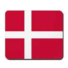 Flag of Denmark Mousepad