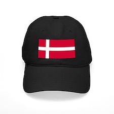 Flag of Denmark Baseball Hat