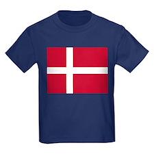 Flag of Denmark T