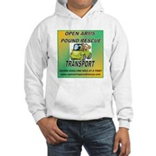 OPEN ARMS POUND RESCUE TRANSPORT Hoodie