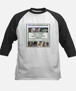 OPEN ARMS POUND RESCUE SPAY OR NEUTER Tee