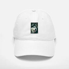 Siberian Husky Photo Baseball Baseball Cap
