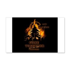 Wild Fire Wall Decal