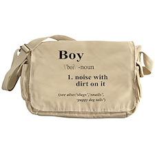 Boy Messenger Bag