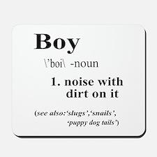 Boy Mousepad