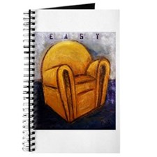 EASY Yellow by Mick Sharp Journal