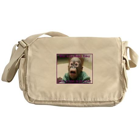 Hokey Pokey Orangutan Messenger Bag