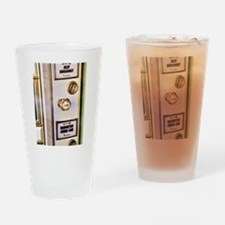 NYC: Automat Drinking Glass