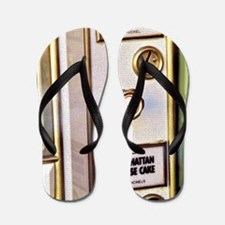 NYC: Automat Flip Flops