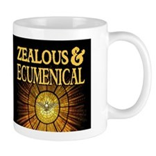 Zealous & Ecumenical - Mug