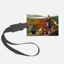 Cairn Terrier Luggage Tag