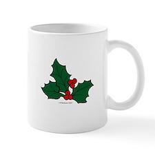 Holly Sprig Mug