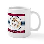 Siberian Husky United Paws Mug