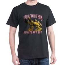 Firefighters Put Out T-Shirt