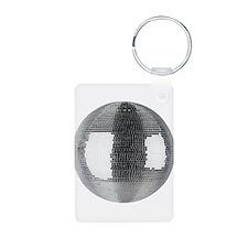 Mirror Ball Keychains