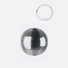 Mirror Ball Keychains