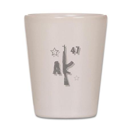 AK-47 Shot Glass