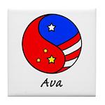 Ava Tile Coaster