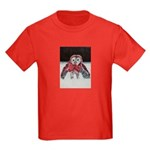 LIttle Red Riding Hoot Kids T-Shirt