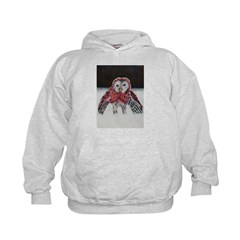 LIttle Red Riding Hoot Hoodie