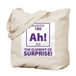 Element of Surprise Tote Bag