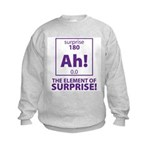 Element of Surprise Kids Sweatshirt