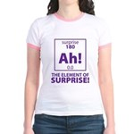 Element of Surprise Jr. Ringer T-Shirt
