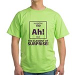 Element of Surprise Green T-Shirt