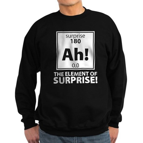 Element of Surprise Sweatshirt (dark)