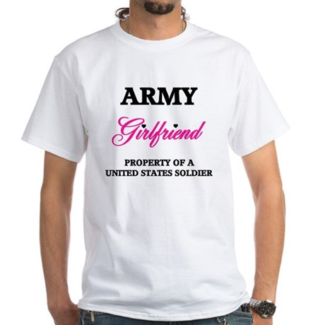 Army prperty of a soldier T-Shirt