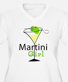 Martini Girl T-Shirt