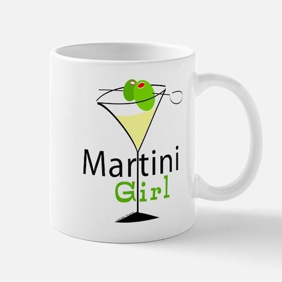 Martini Girl Mug