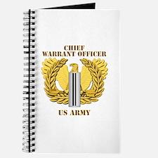 Army - Emblem - CW5 Journal