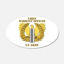 Army - Emblem - CW5 Wall Decal