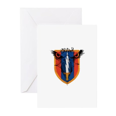 293rd logo Greeting Cards (Pk of 10)