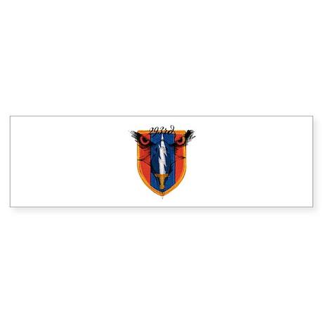 293rd logo Sticker (Bumper)
