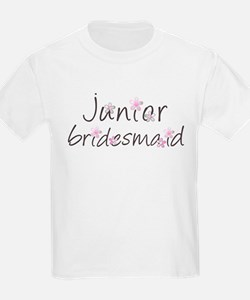 Sweet Jr. Bridesmaid T-Shirt