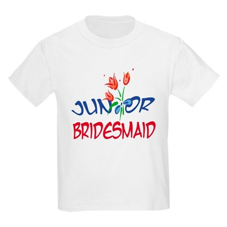 Tulip Jr. Bridesmaid Kids Light T-Shirt