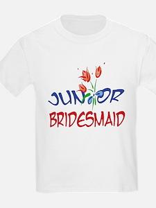 Tulip Jr. Bridesmaid T-Shirt